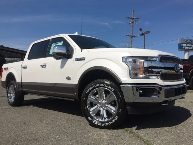 New 2019 Ford F-150 King Ranch Truck in Minden, LA