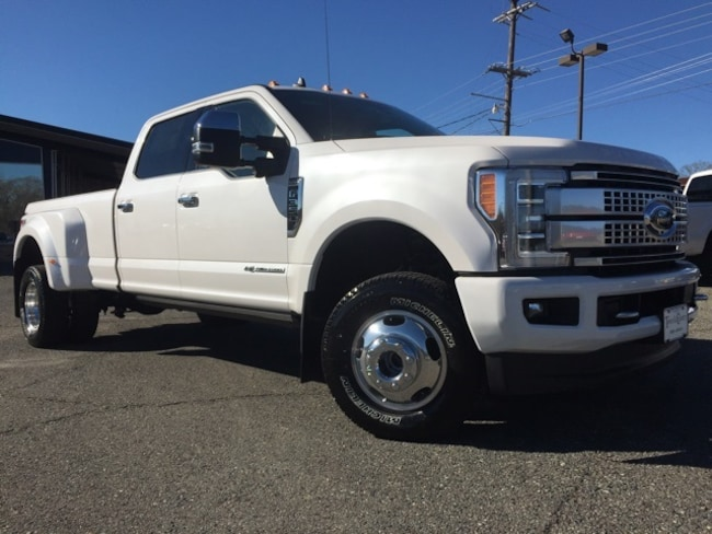 New 2019 Ford F-350SD Platinum Truck in Minden, LA
