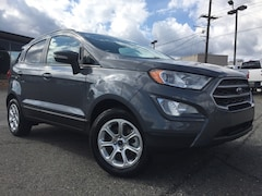 New 2018 Ford EcoSport SE SUV MAJ3P1TE1JC166040 in Minden, LA