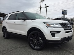 New 2019 Ford Explorer XLT SUV in Minden, LA