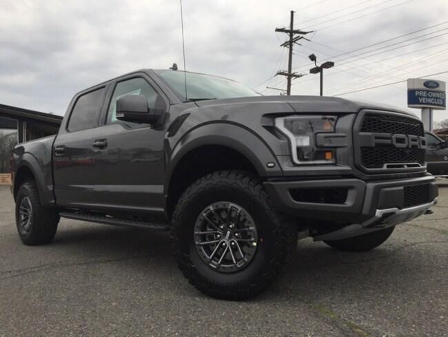 New 2019 Ford F-150 Raptor Truck 1FTFW1RG1KFA52901 in Minden, LA