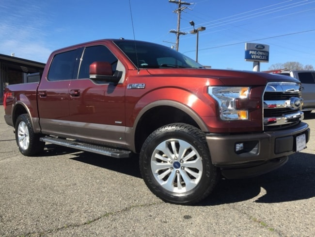Used 2015 Ford F-150 Lariat Truck Minden, LA