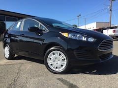New 2019 Ford Fiesta S Sedan 3FADP4AJ1KM110136 in Minden, LA