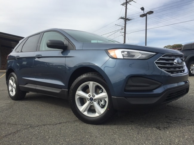 New 2019 Ford Edge SE SUV 2FMPK3G97KBB24486 in Minden, LA