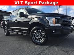 New 2019 Ford F-150 XLT Truck 1FTEW1E54KKC27665 in Minden, LA