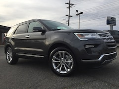 New 2019 Ford Explorer Limited SUV in Minden, LA
