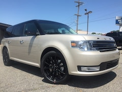 New 2018 Ford Flex SEL SUV in Minden, LA