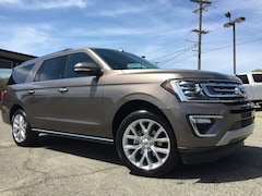 New 2019 Ford Expedition Max Limited SUV 1FMJK1KTXKEA32192 in Minden, LA