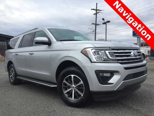 New 2019 Ford Expedition Max XLT SUV in Minden, LA