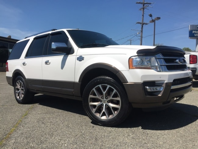 Used 2015 Ford Expedition King Ranch SUV Minden, LA