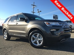 New 2019 Ford Explorer XLT SUV 1FM5K7DHXKGA49396 in Minden, LA