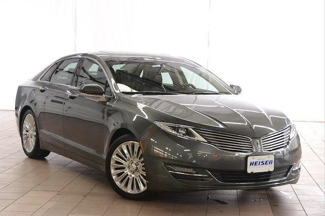 2016 Lincoln MKZ Select Sedan