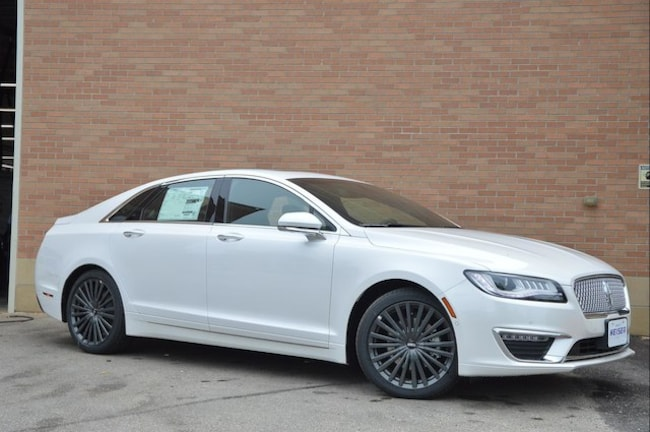 New 2018 Lincoln Mkz Hybrid For Sale In Glendale Wi F11216