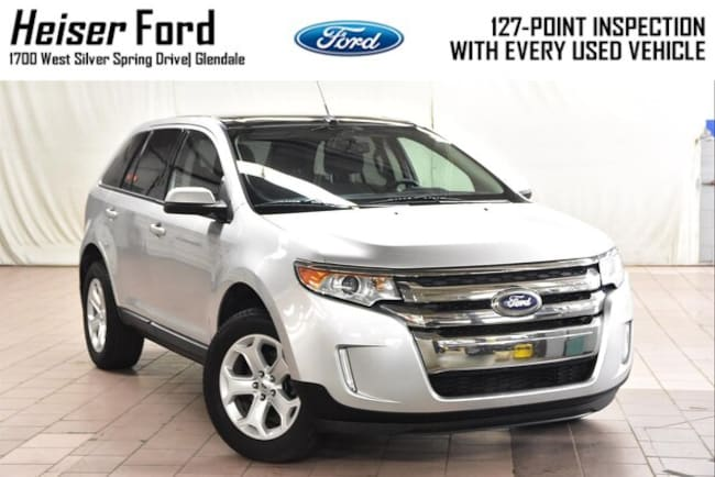Used 2014 Ford Edge For Sale In Glendale Wi Fpu9041