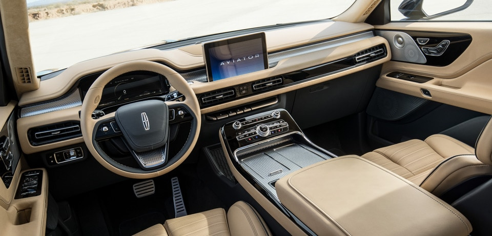 2020 Lincoln Aviator Price, Release Date, Interior >> 2020 Lincoln Aviator Coming Soon In Glendale Wi