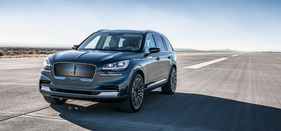 2020 Lincoln Aviator Coming Soon In Glendale Wi