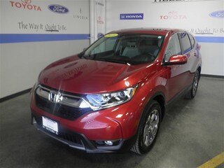 Certified Pre-Owned 2018 Honda CR-V EX-L SUV 2HKRW2H86JH623624 for Sale in Helena, MT