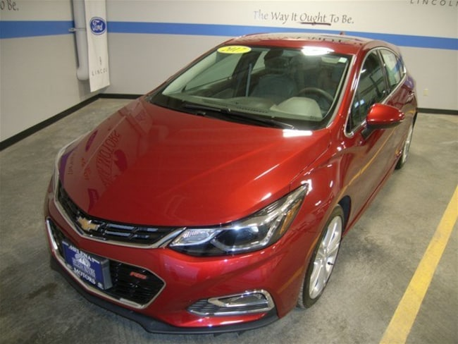 Used 2017 Chevrolet Cruze Premier Auto Hatchback For Sale Helena, MT