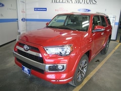 Used 2018 Toyota 4Runner Limited SUV for Sale in Helena, MT
