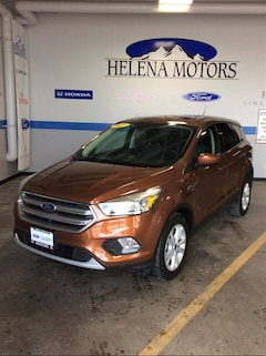 Certified  2017 Ford Escape SE SUV in Helena, MT