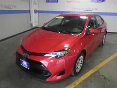 Used 2018 Toyota Corolla LE Sedan for Sale in Helena, MT