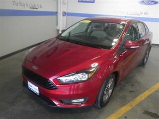 Used 2017 Ford Focus SE Sedan 1FADP3FE3HL315053 Helena, MT