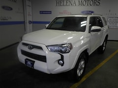 Used 2018 Toyota 4Runner SR5 Premium SUV for Sale in Helena, MT