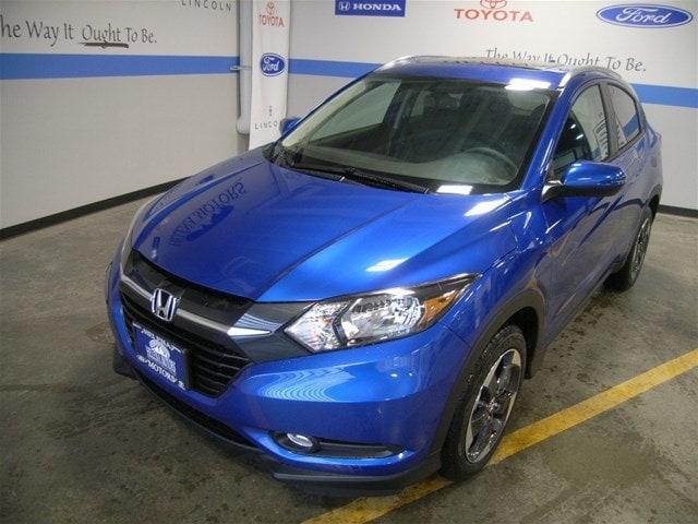 2018 Honda HR-V EX-L w/Navigation SUV