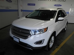 Certified  2018 Ford Edge SEL SUV in Helena, MT
