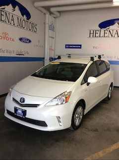 Used 2014 Toyota Prius v Three Wagon for Sale in Helena, MT