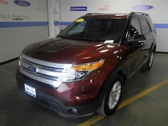 Certified  2015 Ford Explorer XLT SUV in Helena, MT