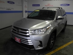 Used 2018 Toyota Highlander LE V6 SUV for Sale in Helena, MT