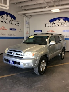 Used 2005 Toyota 4Runner Limited V8 SUV for Sale in Helena, MT