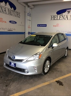 Used 2014 Toyota Prius v Two Wagon for Sale in Helena, MT