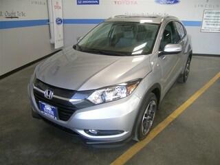 Used 2018 Honda HR-V EX-L w/Navigation SUV 3CZRU6H72JM727584 Helena, MT
