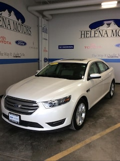 Certified  2015 Ford Taurus SEL Sedan in Helena, MT