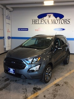 New 2019 Ford EcoSport SES SUV in Helena, MT