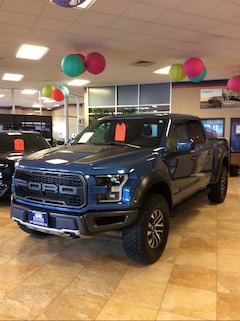 New 2019 Ford F-150 Raptor Truck SuperCrew Cab in Helena, MT