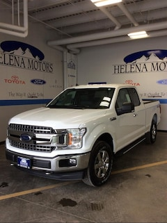 New 2019 Ford F-150 XLT Truck SuperCab Styleside in Helena, MT