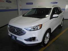 New 2019 Ford Edge SEL SUV in Helena, MT