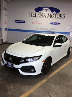 New 2019 Honda Civic EX Hatchback in Helena, MT