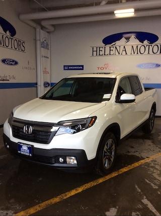 New Honda 2019 Honda Ridgeline RTL Truck Crew Cab 5FPYK3F57KB028584 Helena, MT