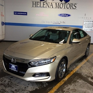 New Honda 2019 Honda Accord EX-L 2.0T Sedan 1HGCV2F52KA013893 Helena, MT