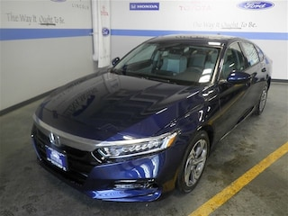 New Honda 2018 Honda Accord EX Sedan 1HGCV1F48JA242658 Helena, MT