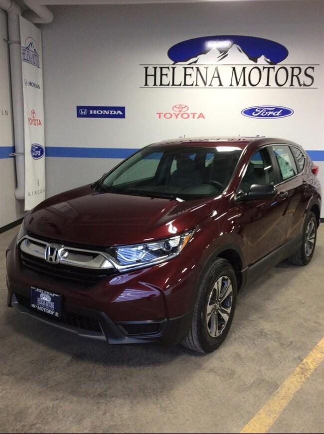 New 2019 Honda CR-V LX SUV For Sale Helena