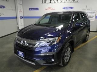New Honda 2019 Honda Pilot EX-L w/Navi & RES SUV 5FNYF6H48KB035823 Helena, MT