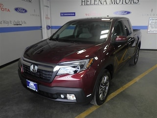 New Honda 2019 Honda Ridgeline RTL Truck Crew Cab 5FPYK3F56KB012182 Helena, MT