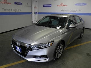 New Honda 2019 Honda Accord EX-L Sedan 1HGCV1F53KA002699 Helena, MT