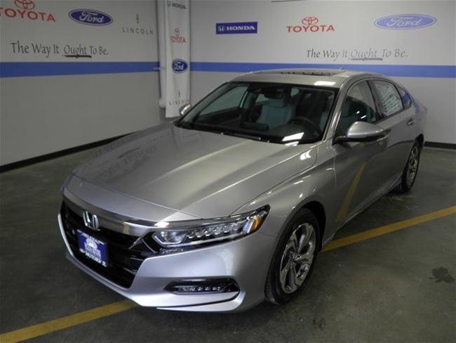 New 2019 Honda Accord EX-L Sedan For Sale Helena