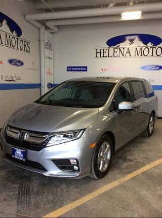 New Honda 2019 Honda Odyssey EX-L Van 5FNRL6H71KB090797 Helena, MT